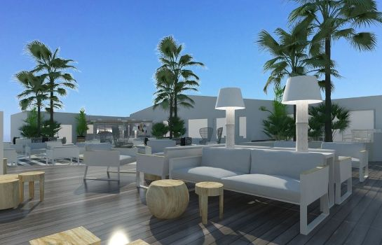 Terrasse Mr & Mrs White Crete Lounge Resort & Spa - All Inclusive