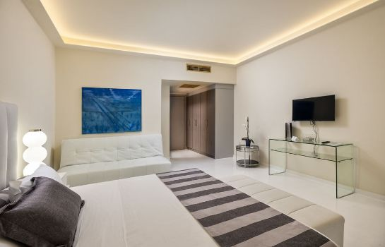Chambre individuelle (confort) Mr & Mrs White Crete Lounge Resort & Spa - All Inclusive