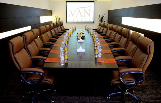 Meeting room Van Royal Hotel Erbil
