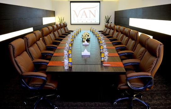 Conference room Van Royal Hotel Erbil