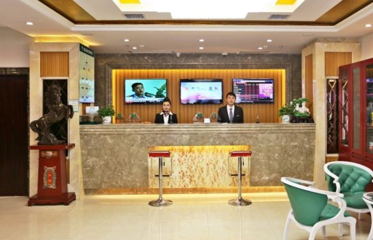 Empfang Green Tree Inn South Jianshe Road Changfeng Street Corner (Domestic only)