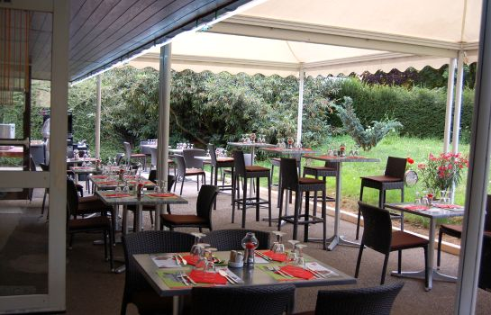 Terrasse Hotel Le Grill Logis