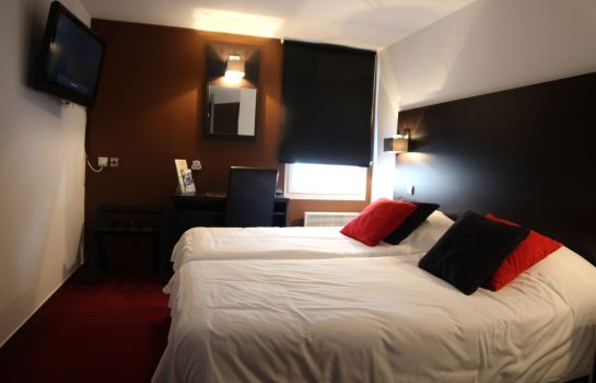 Doppelzimmer Standard Hotel Le Grill Logis