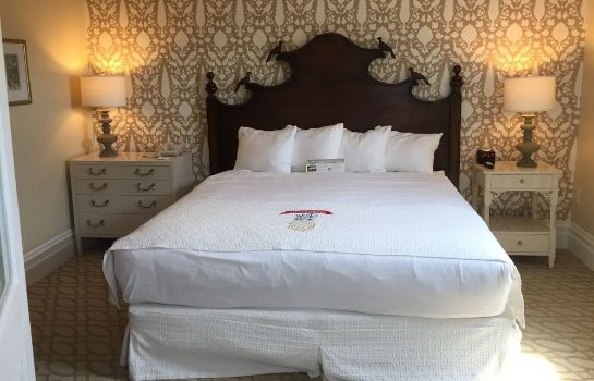 chambre standard Stafford's Perry Hotel