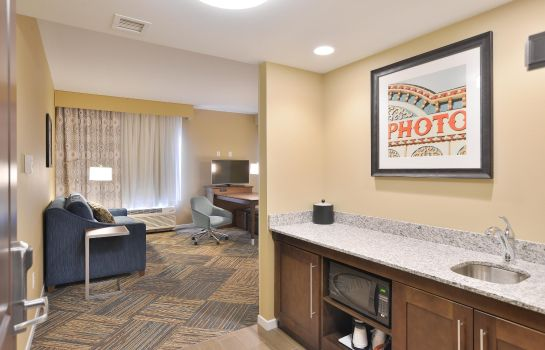 Hotel bar Hampton Inn - Suites Chippewa Falls