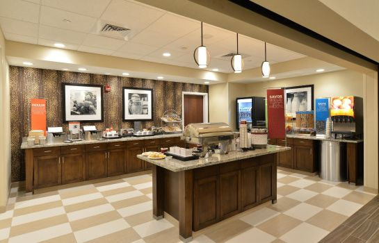Restaurante Hampton Inn - Suites Chippewa Falls
