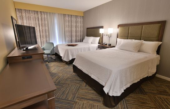 Zimmer Hampton Inn - Suites Chippewa Falls