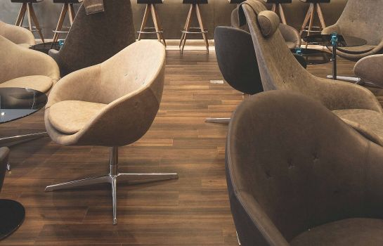Hotel bar Motel One Manchester-Piccadilly