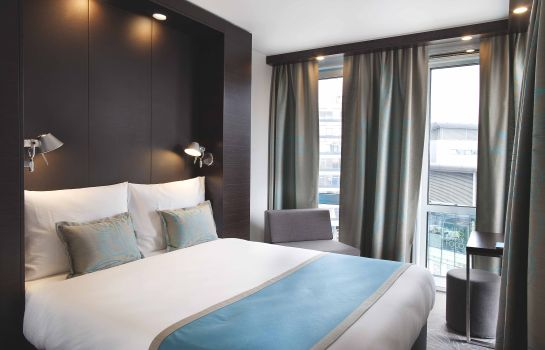 Camera singola (Standard) Motel One Manchester-Piccadilly