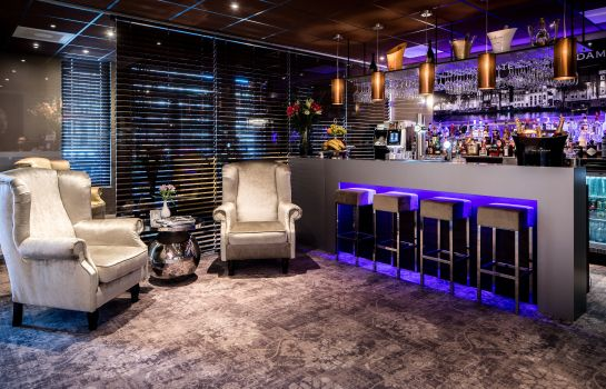 Hotel bar Luxury Suites Amsterdam