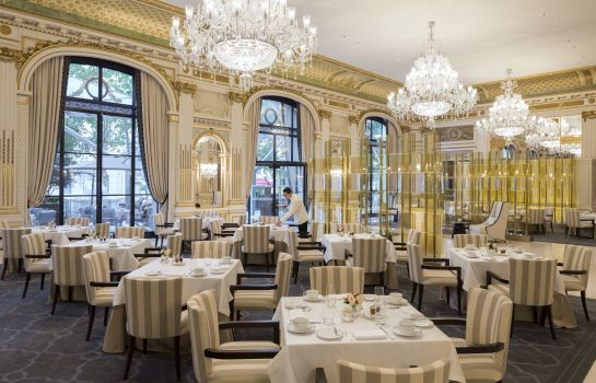 Restaurant The Peninsula Paris
