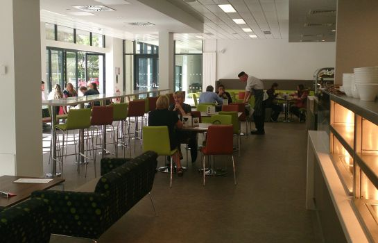 Restaurant Willow Court University of Stirling
