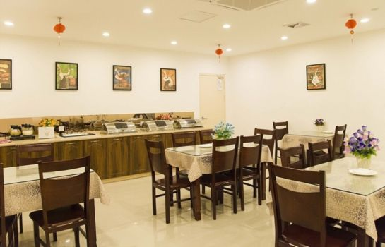 Restauracja Green Tree Inn Xinghua Wuli Road Wuli Bridge Express Hotel (Domestic only)