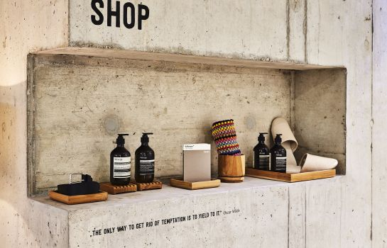Shop Nomad Design & Lifestyle Hotel