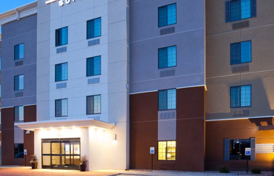 Exterior view Candlewood Suites DICKINSON
