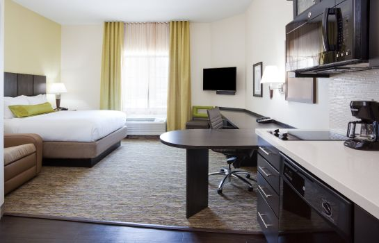 Room Candlewood Suites DICKINSON