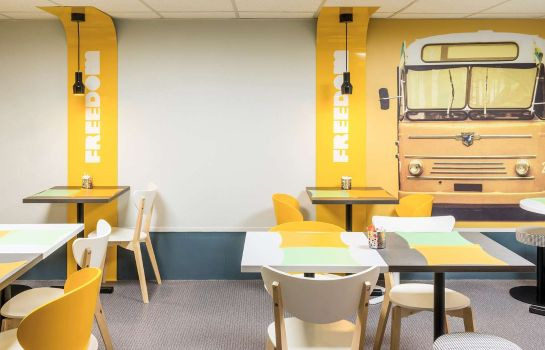 Restaurant ibis Styles Paris Crimee La Villette