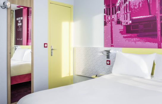 Standardzimmer ibis Styles Paris Crimee La Villette