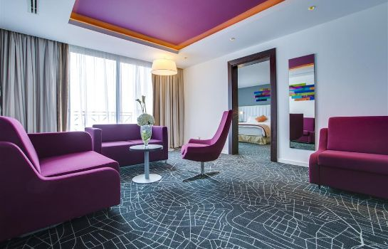 Suite Park Inn by Radisson Dammam