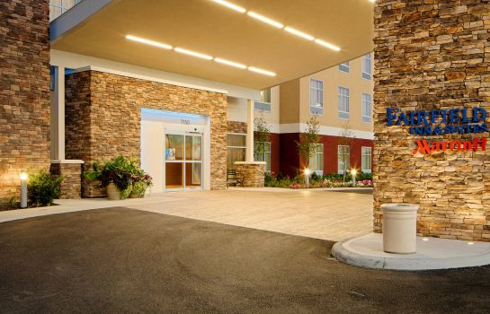 Außenansicht Fairfield Inn & Suites Columbus Dublin