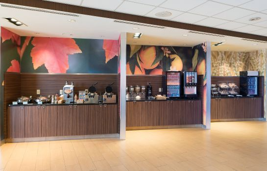 Restauracja Fairfield Inn & Suites Columbus Dublin