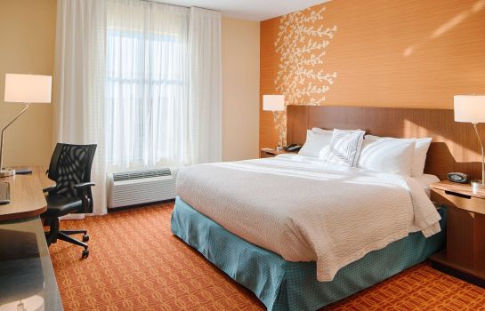 Chambre Fairfield Inn & Suites Columbus Dublin