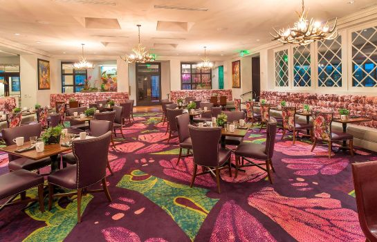 Restaurant Grand Bohemian Hotel Mountain Brook Autograph Collection