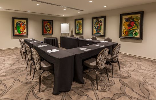 Conference room Grand Bohemian Hotel Mountain Brook Autograph Collection