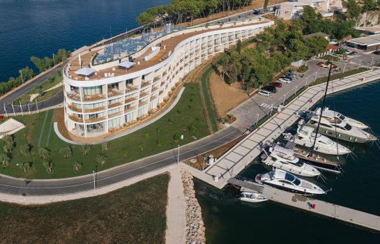 Exterior view D-Resort Šibenik