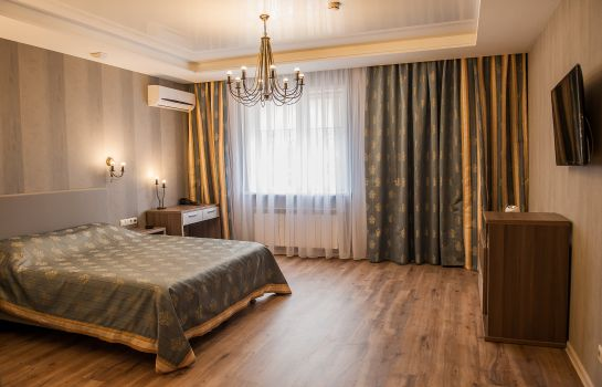 Double room (superior) Vip House on Solnechnaya