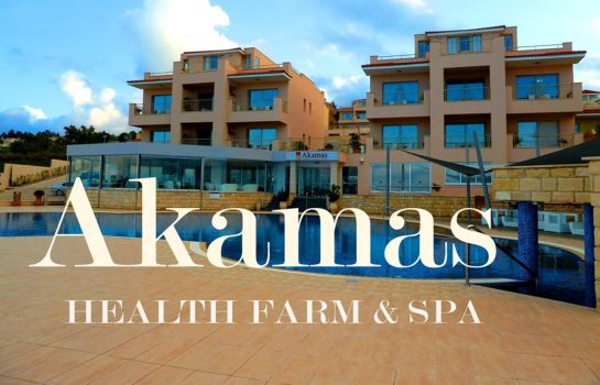 Exterior view Akamas Health Farm & Spa
