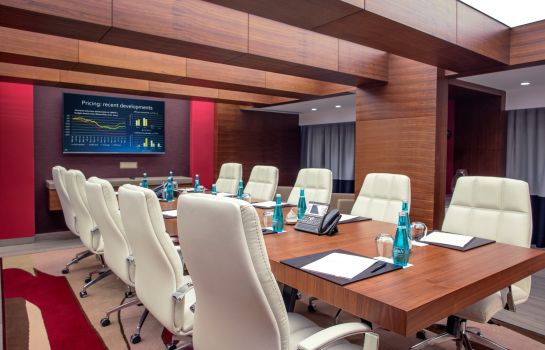 Conference room Burgu Arjaan by Rotana