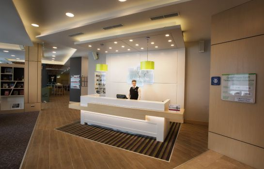 Hotelhalle Holiday Inn UFA