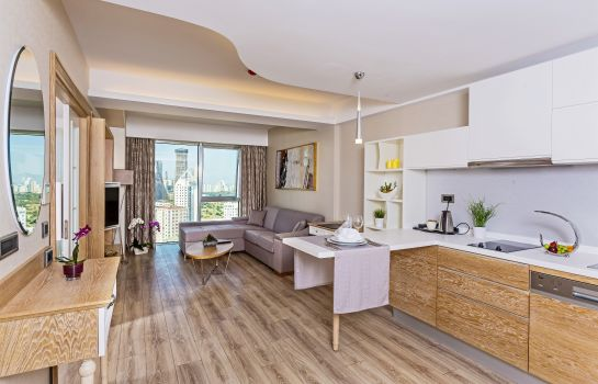 Junior-suite Bof Hotels Ceo Suites Ataşehir
