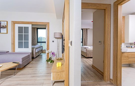 Suite Bof Hotels Ceo Suites Ataşehir