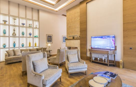 TV-ruimte Bof Hotels Ceo Suites Ataşehir