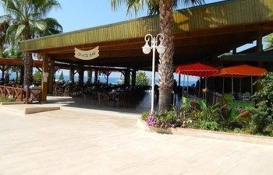 Restauracja Oz Hotels Incekum Beach Resort - All Inclusive