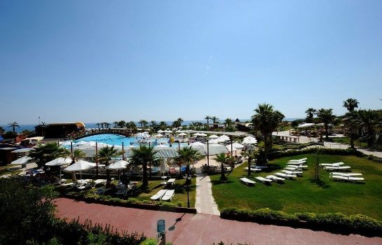 Otoczenie Oz Hotels Incekum Beach Resort - All Inclusive