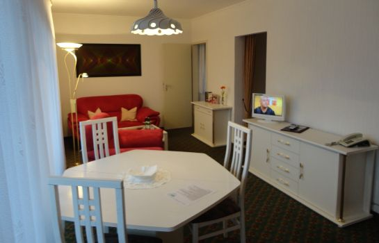 Junior Suite Haus Bröring garni