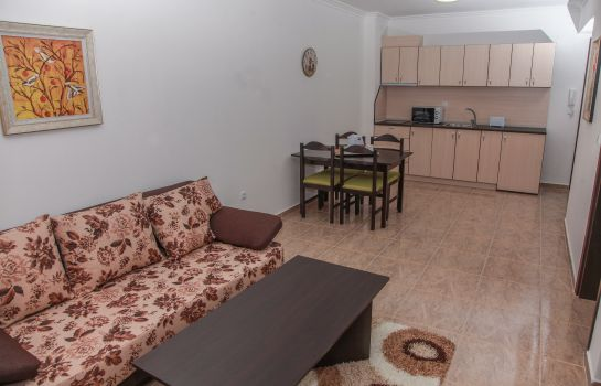 Pokój typu junior suite Apartcomplex Olimp