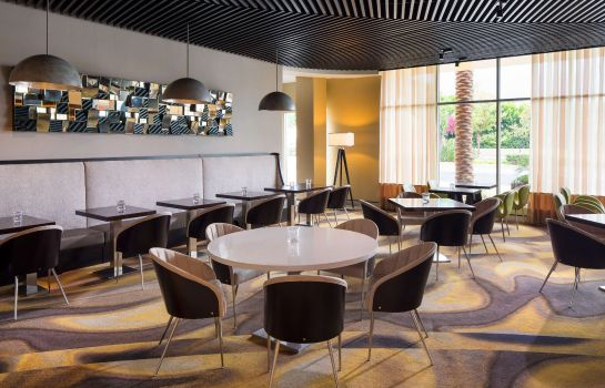 Restaurante SpringHill Suites Los Angeles Burbank/Downtown