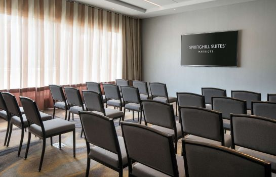 Sala de reuniones SpringHill Suites Los Angeles Burbank/Downtown