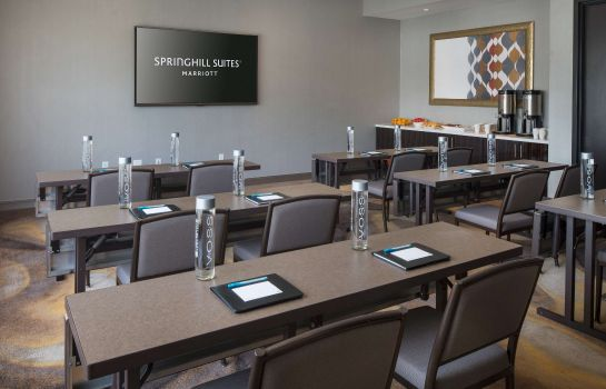 Sala congressi SpringHill Suites Los Angeles Burbank/Downtown