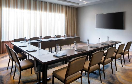 Conference room SpringHill Suites Los Angeles Burbank/Downtown