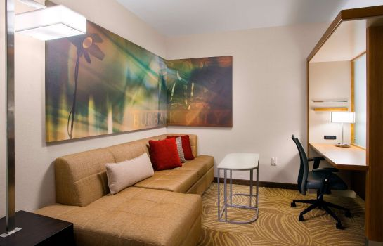 Camera SpringHill Suites Los Angeles Burbank/Downtown
