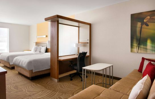 Room SpringHill Suites Los Angeles Burbank/Downtown