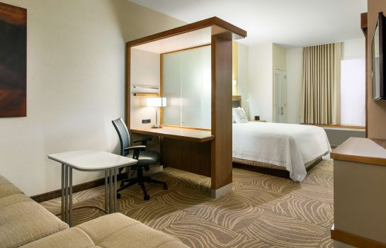 Chambre SpringHill Suites Los Angeles Burbank/Downtown