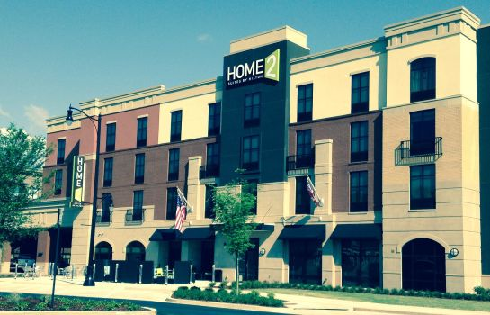 Vista esterna Home2 Suites by Hilton Tuscaloosa Downtown University
