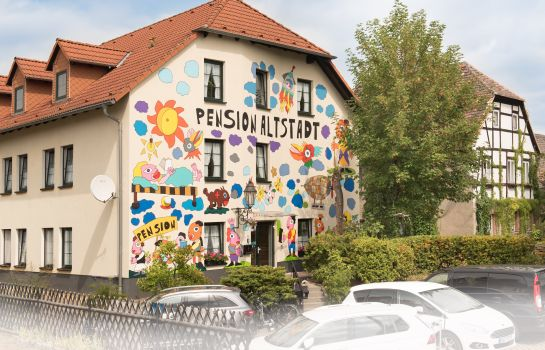 Photo Pension Altstadt Borna