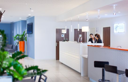 Hotelhal Holiday Inn Express TOULON - SAINTE-MUSSE